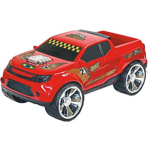 Texas Rally Bs Toys Vermelho
