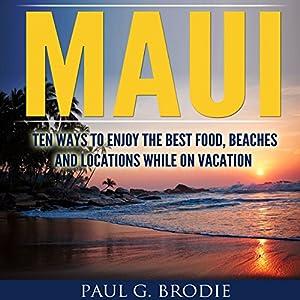 Maui Audiobook