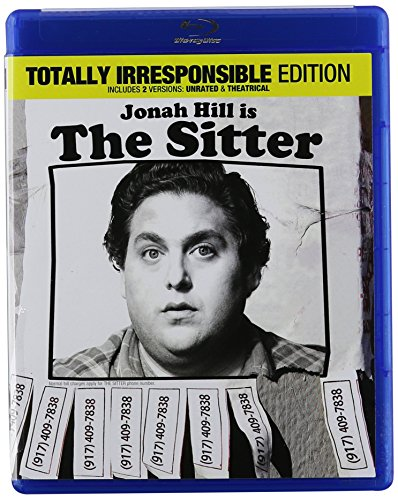 Blu-ray : The Sitter (Pan & Scan)