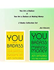 You Are a Badass & You Are a Badass at Making Money: 2 Books Collection Set