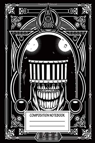 composition notebook comics judge death vector wide ruled note book diary planner journal for writing cuthbert ethelbert 9798627284484 amazon com books comics judge death vector wide ruled