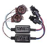 Decoder - SODIAL(R) 2X Canbus LED Decoder 3157A Adapter Anti Hyper Blinking Flashing Error Cancel