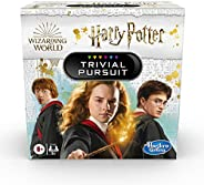 Hasbro Gaming Trivial Pursuit: Wizarding World Harry Potter Edition Compact Trivia Game for 2 or More Players,