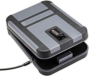 SnapSafe Treklite Combination Lock Box