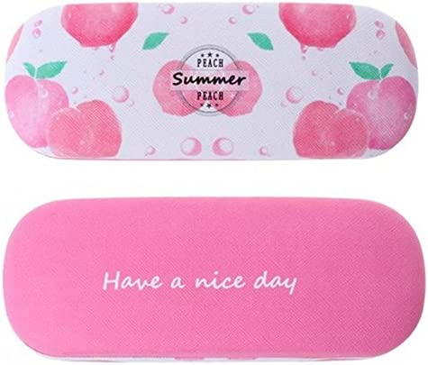 1a861685d1f Creative Sun Eye Glasses Case Box Holder Fruit Print Spectacle Eyewear  Protector Pouch Clamshell