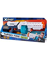 Zuru X-Shot Excel Turbo Fire Foam Dart Blaster With 48 Darts 36270