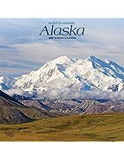 Wild & Scenic Alaska 2020 Calendar