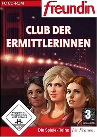 club der ermittlerinnen