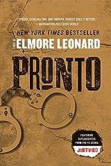 Pronto: A Novel Paperback