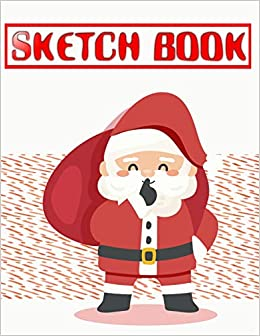 Sketchbook For Drawing Christmas Gift Tags: Big Dreams Art Supplies Sketch Books | Space - Harry # Fashion ~ Size 8.5 X 11 INCH 110 Page Big Prints Bonus Gifts.