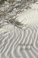 Meditation Journal: Grass and Sand Diary