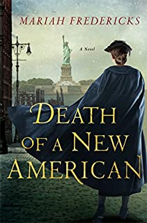 Book Cover: Death of a New American: A Novel