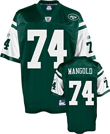 d836be9977c ... canada nick mangold new york jets green nfl replica jersey x large  80f22 adee0
