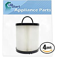 4-Pack Replacement Sanitaire 71738A-4 Vacuum Dust Cup Filter - Compatible Sanitaire 71738A-4, 62136A Filter
