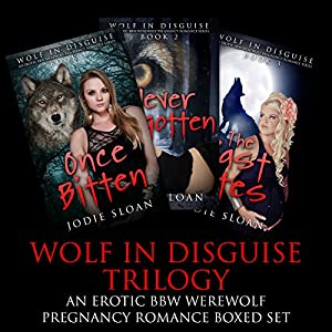 Wolf in Disguise Trilogy Audiobook