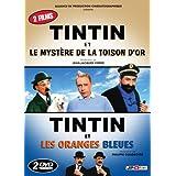 Tintin: Mystère de la Toison d'Or et Les oranges bleues