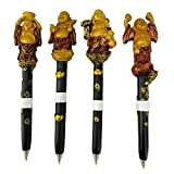 Fun Smiling Buddha Pen - Stationary - Gfits