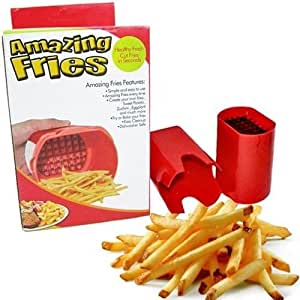 New Amazing Fries - One Step Chopper