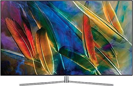 Samsung televisor Flat QLED 3100 PQI qe55q7 F 55 140 cm qe55q7famtxzg: Amazon.es: Electrónica