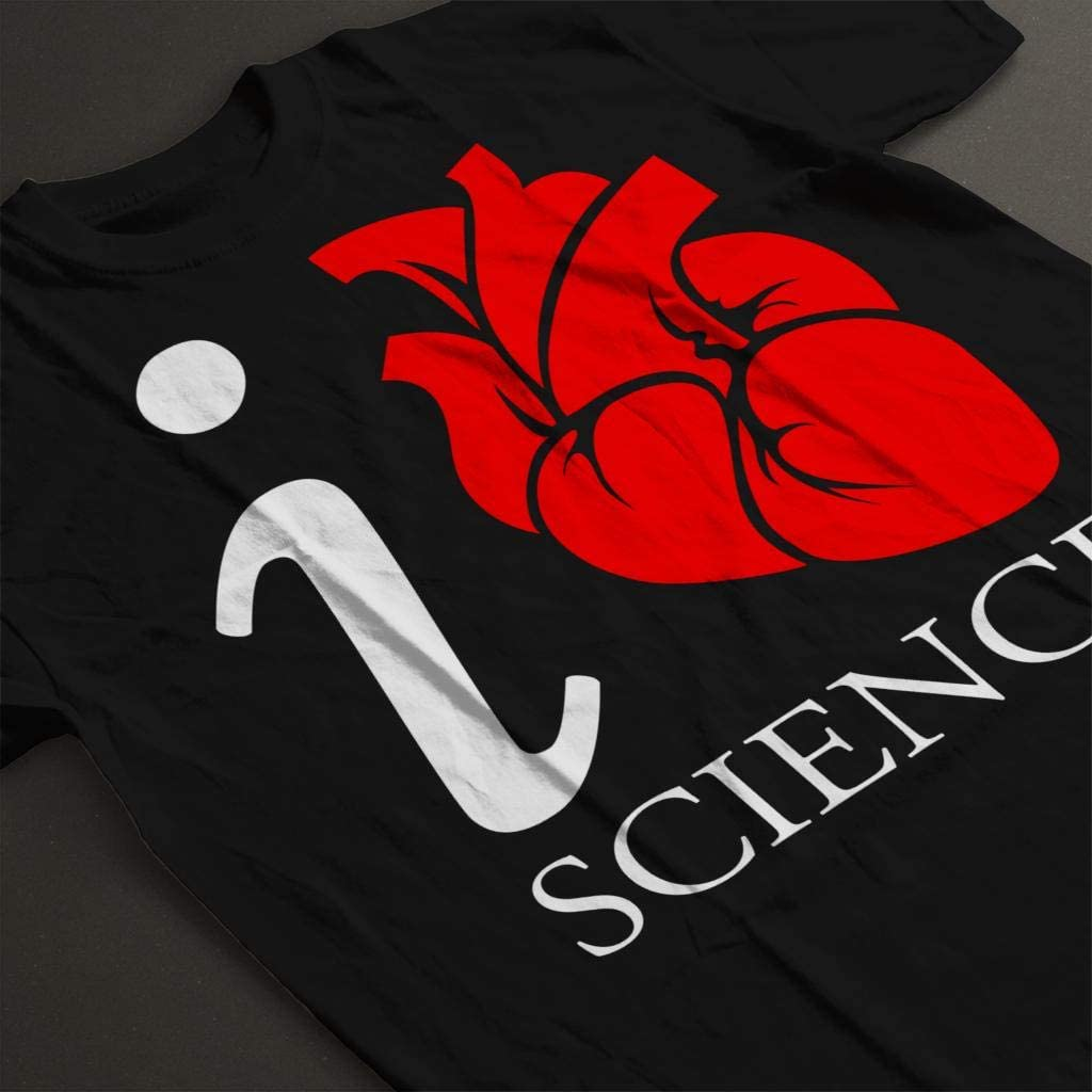 I Love Science Kids T-Shirt