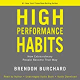 by Brendon Burchard (Author, Narrator), Hay House (Publisher) (205)  Buy new: $22.39$17.95