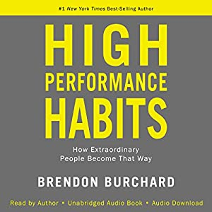 by Brendon Burchard (Author, Narrator), Hay House (Publisher) (277)  Buy new: $22.39$17.95