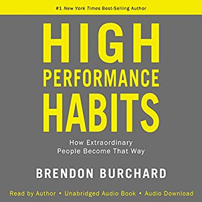 by Brendon Burchard (Author, Narrator), Hay House (Publisher) (299)  Buy new: $22.39$17.95