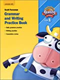 READING 2007 GRAMMAR AND WRITING PRACTICE BOOK GRADE 1 (Reading Street)