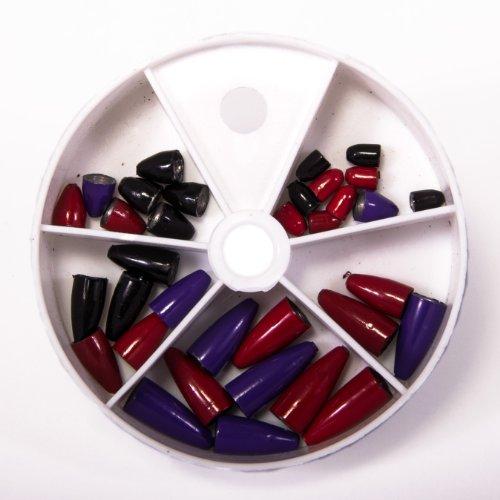 (Bullet Weights WSP Painted Skillet Pack)