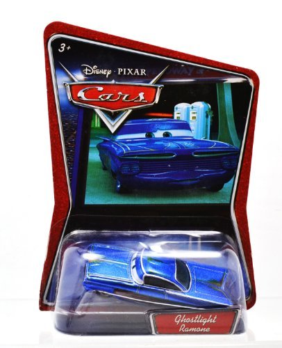 MATTEL Disney-PIXAR CARS Superchaged Ghostlight Ramone Mattel