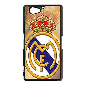 Honourable Real Madrid CF Phone Case Cover For Sony Xperia Z2 Compact/Z2 mini Nice Protective Mobile Shell
