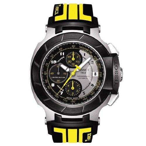 TISSOT T-RACE MOTOGP 2012 C1.211 LIMITED EDITION MENS WATCH T0484272705201