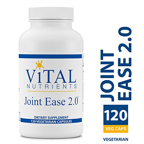 Vital Nutrients - Joint Ease 2.0 - Herbal Extracts and Bromelain to Support Normal Joint & Cartilage Function - 120 Capsules per Bottle ()