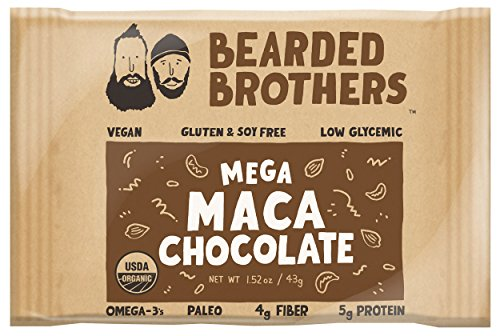 Chocolate Organic Protein Bearded Brothers product image