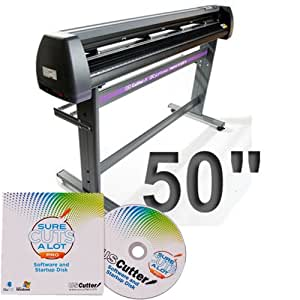 Amazon Com Uscutter 53 Inch Vinyl Cutter Plotter With