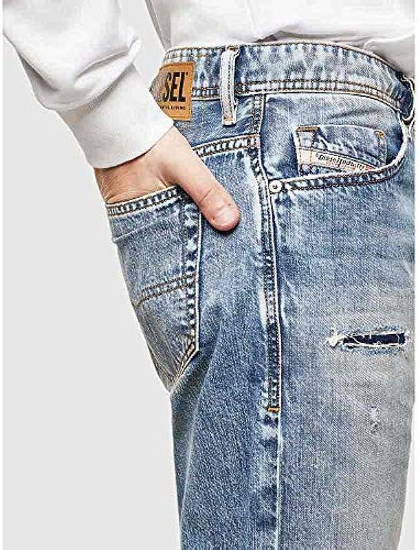 Diesel Thoshort Short Pants Denim Shorts für Męskie: Odzież