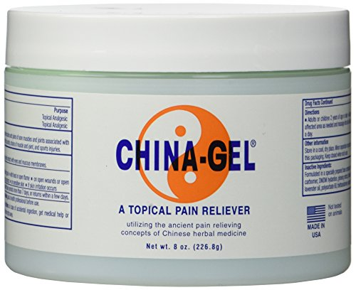 China Gel Topical Pain Reliever product image