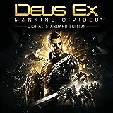 Deus Ex: Mankind Divided - PS4 [Digital Code]