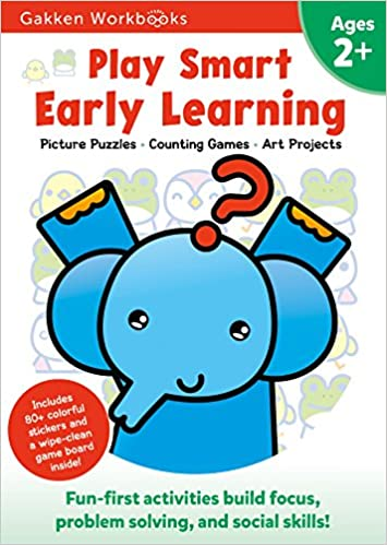 Amazon.com: Play Smart Early Learning 2+: For Ages 2+ (Gakken ...