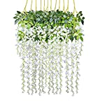 12-Piece-Wisteria-Artificial-Silk-Flowers-Fake-Hanging-Flowers-Vine-Garland-String-Home-Party-Wedding-Decor