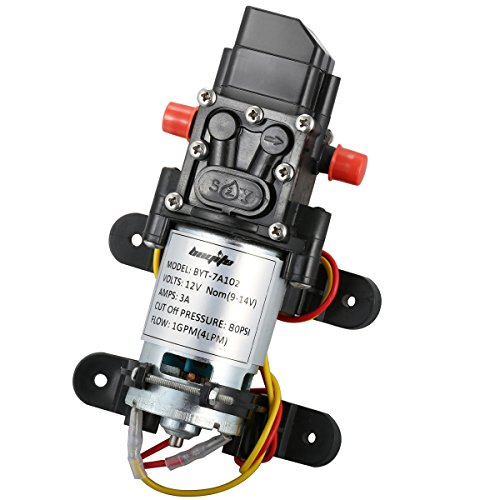 Bayite 12V DC Fresh RV Water Pump Image