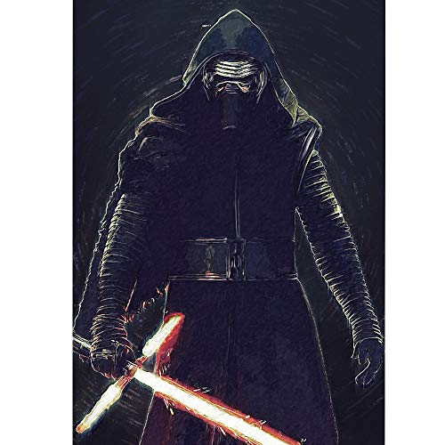 ClifeDesign Kylo Ren Poster Star Wars Poster Print Unframed (8