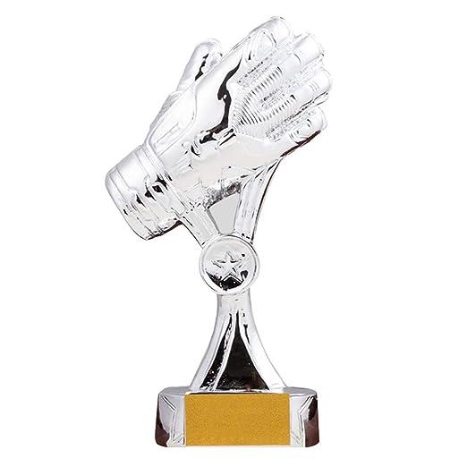 Trofeos Trofeo de portero premio de guantes de oro adornos ...