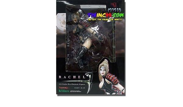 Ninja Gaiden - Rachel 1/6 Scale PVC Figure by Kotobukiya ...