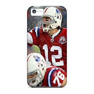 Hot Style GmI1683Bnqq Protective Case Cover For Iphone5c(new England Patriots)