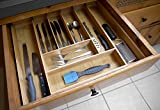 Home Basics BH01853 Expandable Cutlery Tray,