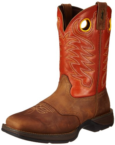 Durango Rebel DB5438 Pumpkin Men's Boot Western Dust r5frHwq