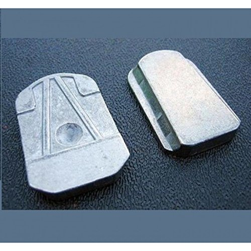 hotrodspirit Metal Bracket for Adhesives on Rear-View Screen