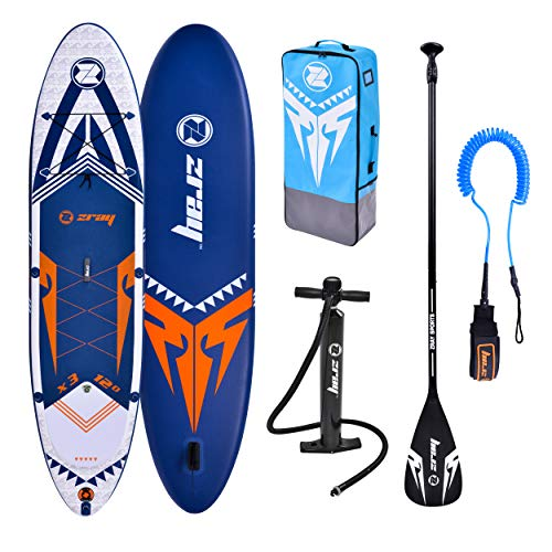 Zray X-Rider Epic Inflatable Stand Up Paddle Board