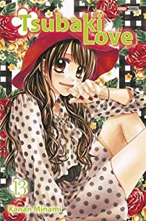 Tsubaki Love, tome 13 par Minami